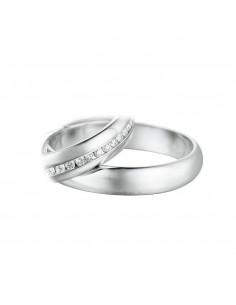 fede matrimoniale POLELLO Eternity Oro 18 kt