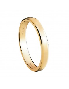 Fede Matrimoniale First Date SALVINI Oro Giallo 18 kt