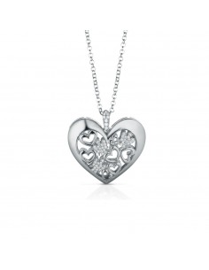 Collana ANGELI di ROBERTO GIANNOTTI con pendente in argento
