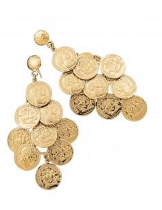 orecchini argento s.p.q.r. Giovanni Raspini