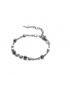 Bracciale argento CESARE PACIOTTI Daily 18 cm
