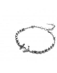 Bracciale argento CESARE PACIOTTI Helmsman 18 cm