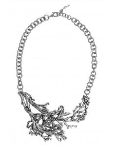 collana argento coral Giovanni Raspini