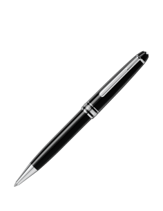 Penna a sfera Meisterstück Platinum-Coated Classique NERA - MONTBLANC
