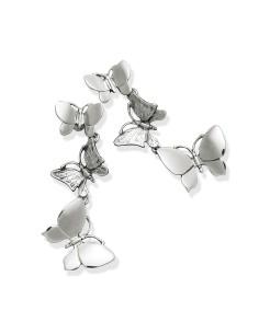 Orecchini argento Cascata Farfalle GIOVANNI RASPINI