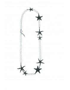 collana argento stelle marine Giovanni Raspini