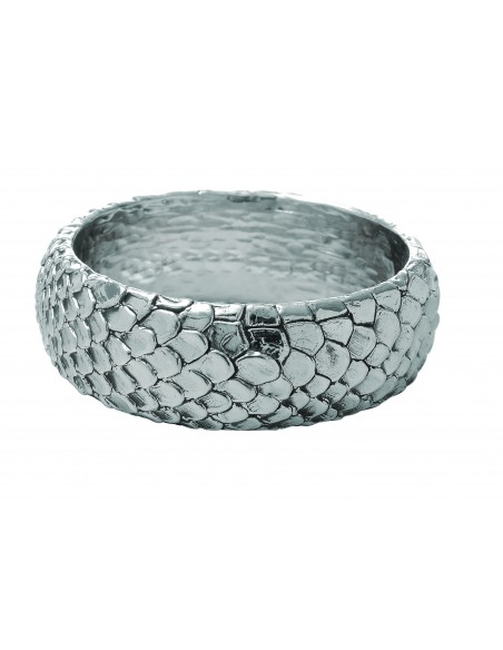 bracciale argento serpente medio Giovanni Raspini