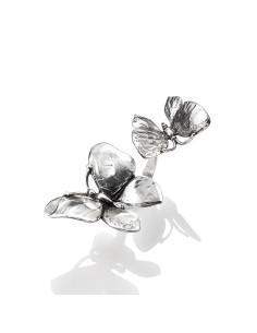 Anello Due Farfalle GIOVANNI RASPINI mis. 15