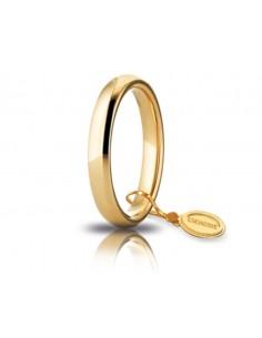Fede matrimoniale Comoda UNOAERRE Oro Giallo gr. 5.3 mm. 3,5