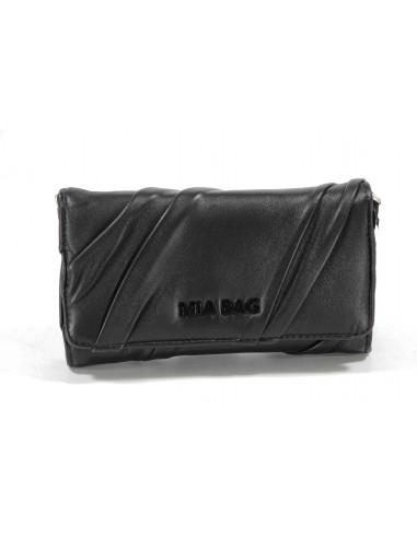 e00367f36b MIA BAG portafoglio plissè - Nero