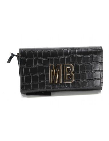 l'atteggiamento migliore 92f64 1cebd MIA BAG portafoglio Lux cocco - Nero