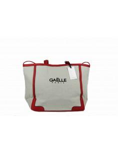 Shopping bag GAELLE PARIS - rosso - GBDA750