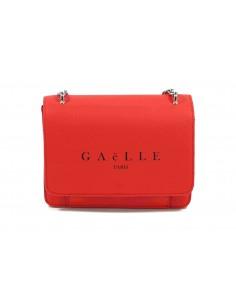 Borsa GAELLE PARIS con frange - nero - GBDA810