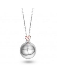 Luca Barra - Chiama angeli con sfera e cuore