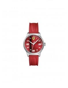 Orologio Ferrari pitlane rosso - FER0810014