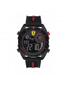 Orologio Ferrari forza digitale rosso - FER0830548