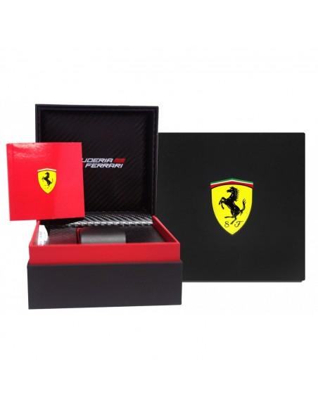 Orologio Ferrari redrev nero - FER0840006