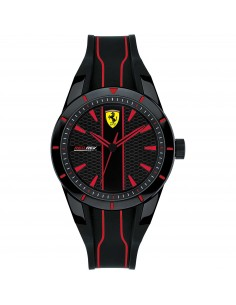Orologio Ferrari redrev rosso - FER0830479