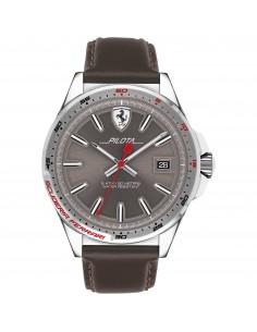 Orologio Ferrari pilota grigio - FER0830488