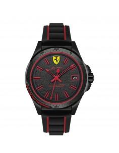 Orologio Ferrari pilota rosso - FER0830421