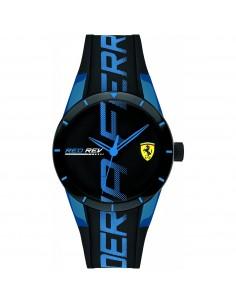 Orologio Ferrari redrev blu - FER0840027