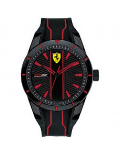 Orologio Ferrari redrev nero - FER0830481
