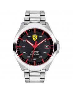 Orologio Ferrari abetone multifunzione accaio - FER0830505