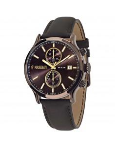 Orologio Maserati epoca brown dial brown