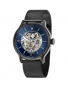 Orologio Maserati epoca nero e blu