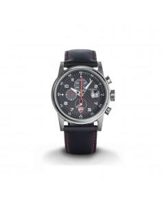 Orologio DUCATI Grigio Sunray + finiture bianche - Cronografo al quarzo con 3 contatori