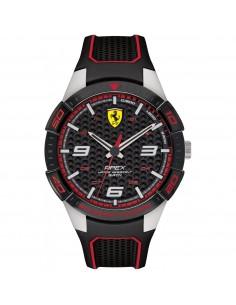 Orologio Ferrari apex nero e rosso - FER0830630