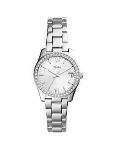 Fossil orologio donna Scarlette Mini, di colore silver