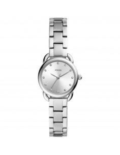 Fossil orologio donna Tailor Mini. In acciaio inossidabile di colore silver ES4496