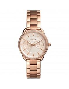 Fossil orologio donna Tailor. In acciaio inossidabile di colore rose gold ES4264