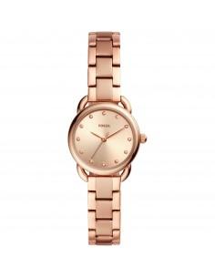 Fossil orologio donna Tailor. In acciaio di colore rose gold. ES4497