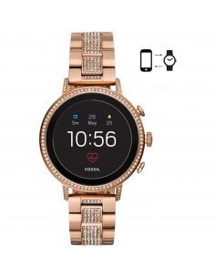 Fossil orologio Smartwacth donna Venture HR. In acciaio di colore rose?
