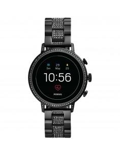 Fossil orologio Smartwacth donna Venture HR.In acciaio inossidabile di colore nero.