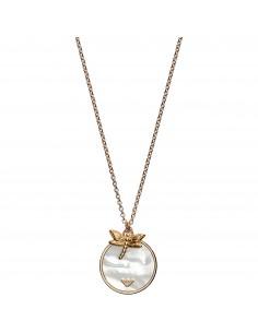 Emporio Armani Collana donna Drangonfly. Collana in argento di colore rose?