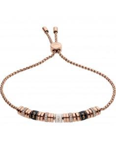 Emporio Armani Bracciale donna Industrial Elegance.Colore oro rosa