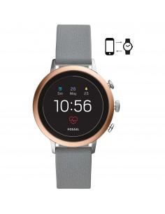 Fossil orologio Smartwatch donna Venture HR. In acciaio inossidabile