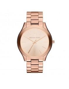 Michael Kors orologio donna Slim Runway. In acciaio di colore rose gold MK3197