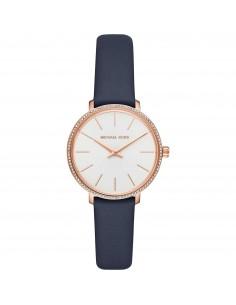 Michael Kors orologio donna Pyper. In acciaio inossidabile di colore rose gold. MK2804