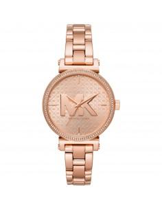 Michael Kors orologio donna Sofie. In acciaio inossidabile di colore rose? MK4335