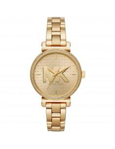 Michael Kors orologio donna Sofie. Quadrante di colore gold MK4334