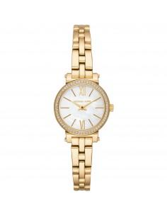 Michael Kors orologio donna Sofie. In acciaio inossidabile di colore oro MK3833