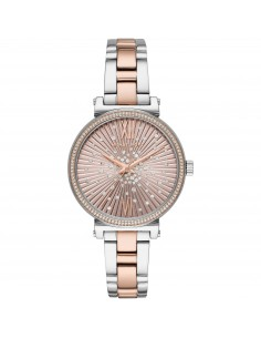 Michael Kors orologio donna Sofie. In acciaio inossidabile bicolor MK3972