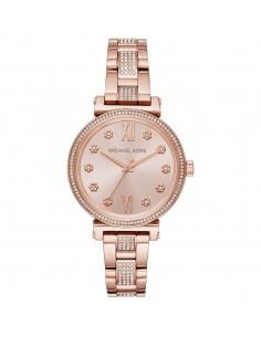 Michael Kors orologio donna Sofie. In acciaio inossidabile di colore rose gold. MK3882