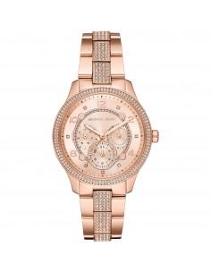 Michael Kors orologio donna Runway. In acciaio inossidabile di colore rose gold MK6614