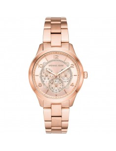 Michael Kors orologio donna Runway. In acciaio inossidabile di colore rose gold. MK6589