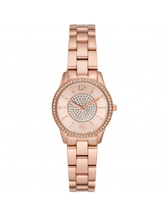 Michael Kors orologio donna Runway. In acciaio inossidabile di coloe rose gold. MK6619